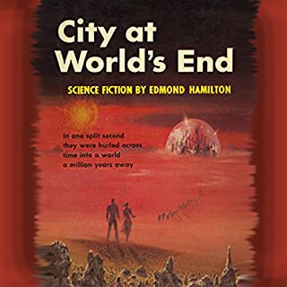 City at World's End cover art