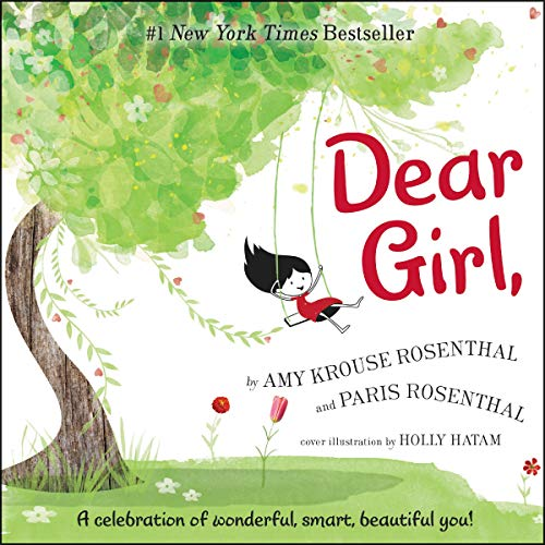 Dear Girl, audiobook cover art