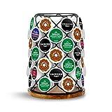 Keurig 5000351185 K-Cup Whirl Carousel Coffee Pod holder, 49, Silver