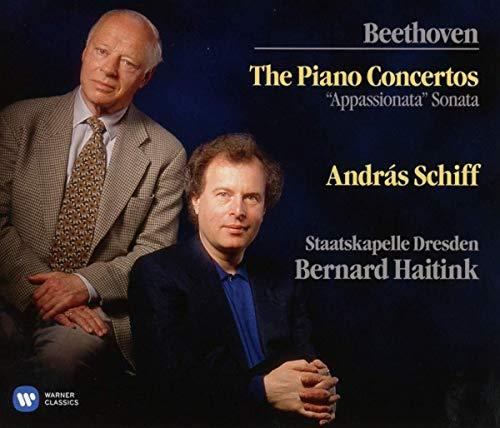 Sämtliche Klavierkonzerte 1-5/Appassionata