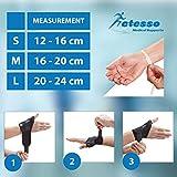 Zoom IMG-1 stecca pollice elasticizzata per uso