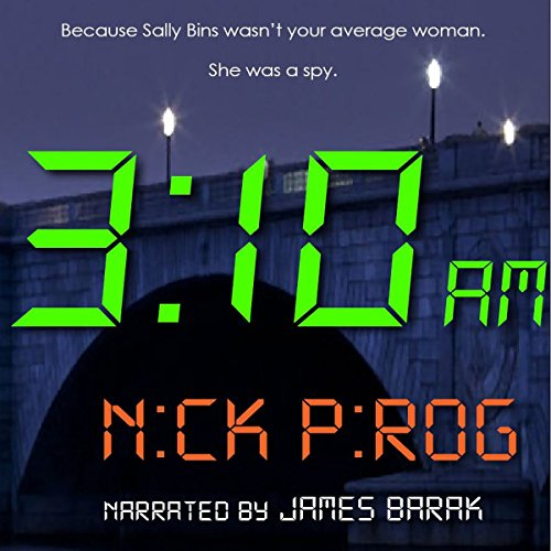 3:10 a.m. cover art