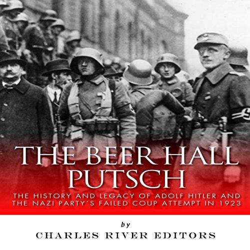 The Beer Hall Putsch audiobook cover art