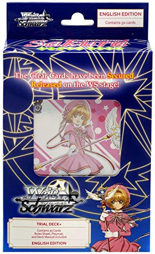 Weiß/Schwarz - Trial Deck: Cardcaptor Sakura : Clear Card - English