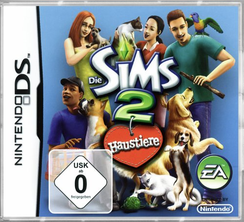 Die Sims 2 - Haustiere [Software Pyramide]