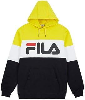 Fila Luxury Fashion Mens 687001A063 Yellow Sweatshirt | Fall Winter 19