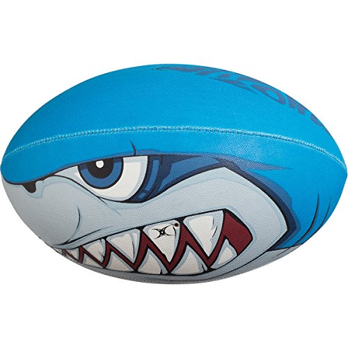 Pallone Rugby Gilbert 'Bite Force'