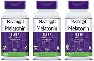 Natrol Melatonin Time Release Tablets, 3 Count
