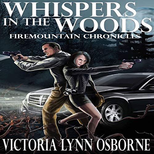 Whispers in the Woods Audiobook By Victoria Lynn Osborne cover art