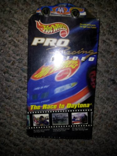Hot Wheels Pro Racing:Race to Daytona [VHS]