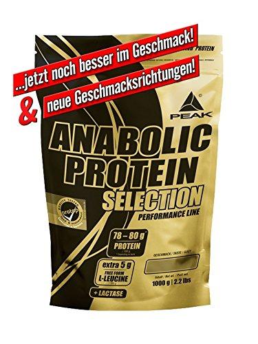 PEAK Anabolic Protein Selection Donut 1000g | Premium Molkenprotein
