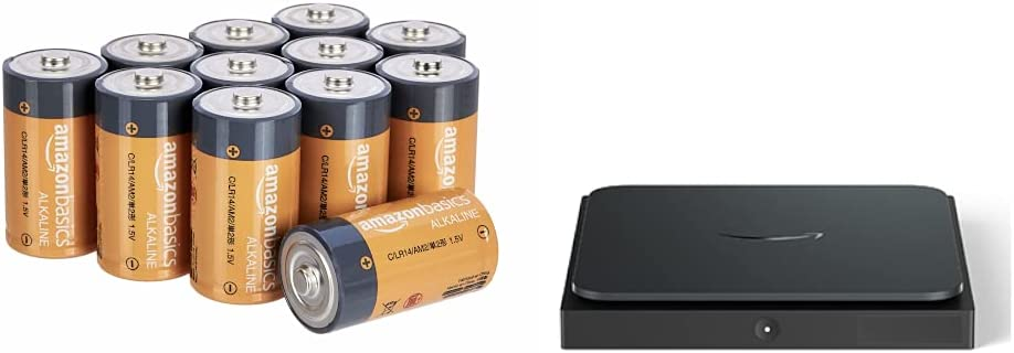 Amazon Free Shipping Cheap Bargain Gift Basics 12 Pack Max 55% OFF C All-Purpose 5-Y Cell Batteries Alkaline