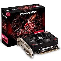 PowerColor AMD Radeon RX550 搭載グラフィックカード Red Dragon [ AXRX 550 4GBD5-DH ]