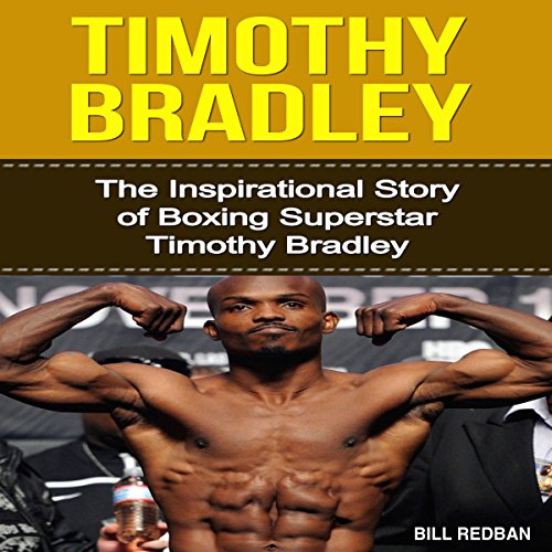 Timothy Bradley audiobook cover art
