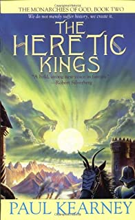 The Heretic Kings (The Monarchies of God, Book 2)