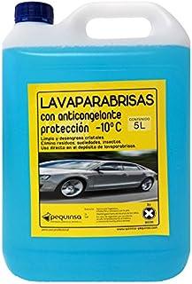 Amazon.es: liquido limpiaparabrisas 5l
