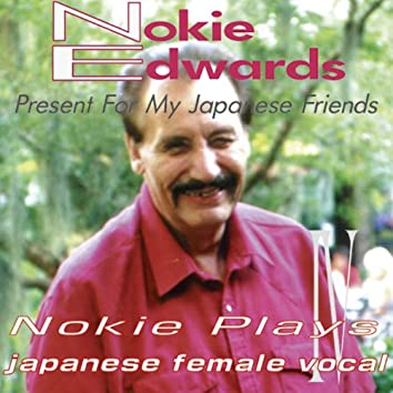Nokie Edwards Plays Japanese Female Vocal