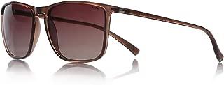 Hawk kadınerkek Güneş Gözlükleri HW 1497 03, Kahverengi, 52