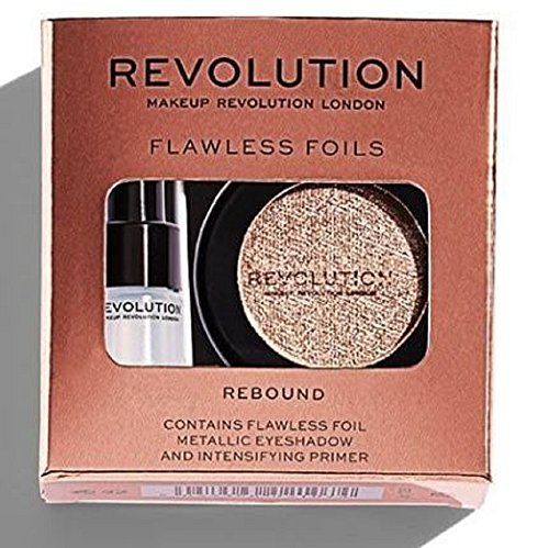 MAKEUP REVOLUTION - FLAWLESS FOILS - REBOUND