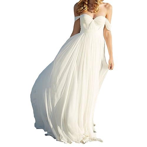 Empire Waist Wedding Dress: Amazon.com