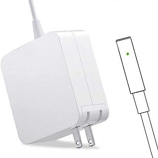 Hebest Macbook Pro 電源アダプタ 60W L型 充電器【PSE認証】Mac 互換電源アダプタ L字コネクタ Mac Bookと13インチ 用 (2012年中頃までのモデル)