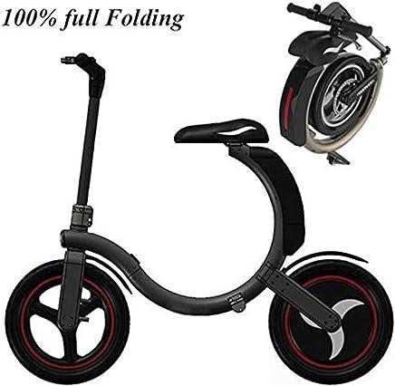 Amazonit Mini Scooter Elettrico Biciclette Ciclismo Sport E
