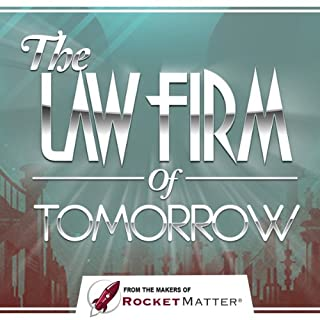 The Law Firm of Tomorrow audiobook cover art