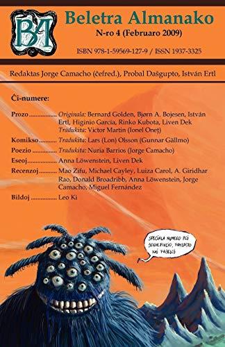 Beletra Almanako 4 (BA4 - Literaturo en Esperanto) (Esperanto Edition) (Paperback)
