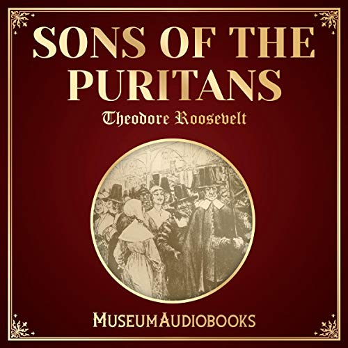 Sons of the Puritans audiobook cover art
