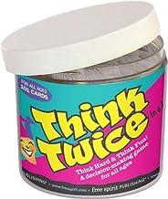 Think Twice In a Jar®