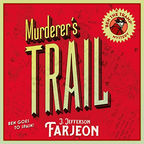 Murderer's Trail cover art