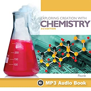 Exploring Creation With Chemistry 3rd Third Updated Edition audiobook cover art