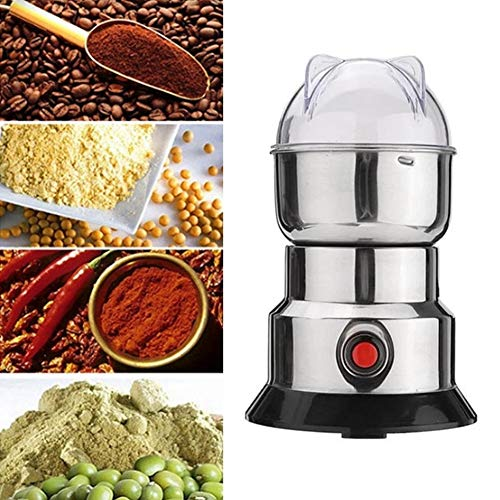 Malt Grain Mill Utensilios De Cozinha Best Whole Grains Grinder Food Crushed Mixer Pepper Mill Salt Grinder Mini Coffee Grinder Mills & for Household grinding machine