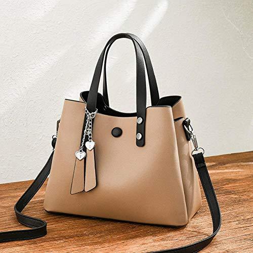SYART 2020 Dames Designer Handtassen Vrouwen Lederen Handtas Casual Crossbody Bag Schoudertassen Vrouwelijke Gele Tassen Een Kwaliteit