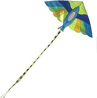 初心者カイト クリエイティブ スプライシング ロングテール アウトドア 凧 大人用 ブリーズ 簡単に飛ばせる 赤ちゃん用フライングおもちゃ 2.5 6.34m