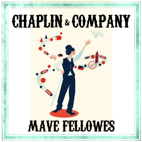 Chaplin and Company audiobook cover art
