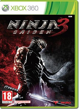 Ninja Gaiden 3 [österr. 18 Pegi AT-UNCUT Version] XBox360