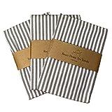 Set asciugamani da tè Rocca Home - Confezione da 3 asciugamani da cucina in cotone 100%, ...
