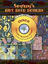 Seguy's Art Deco Designs CD-ROM and Book (Dover Electronic Clip Art)