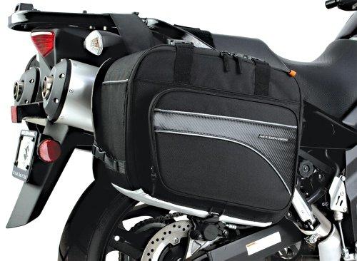 Nelson-Rigg (CL-855 Black Touring Adventure Saddlebag