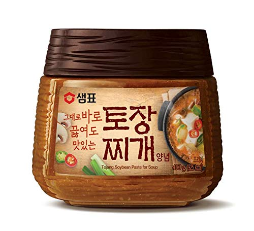 Korean Soybean Paste, Ready to Cook Collection; ???? ?? ??   ?? ????, 1 Pack
