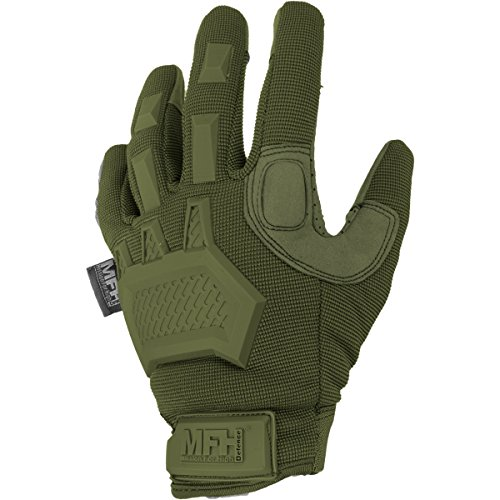 MFH 15843 Tactical Handschuhe Action (Oliv/XL)
