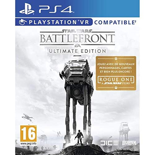 Star Wars Battlefront Edition Ultimate Jeu PS4