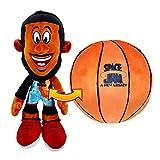 SPACE JAM: A New Legacy - Transforming Plush - 12' Lebron James into a Soft Plush Basketball
