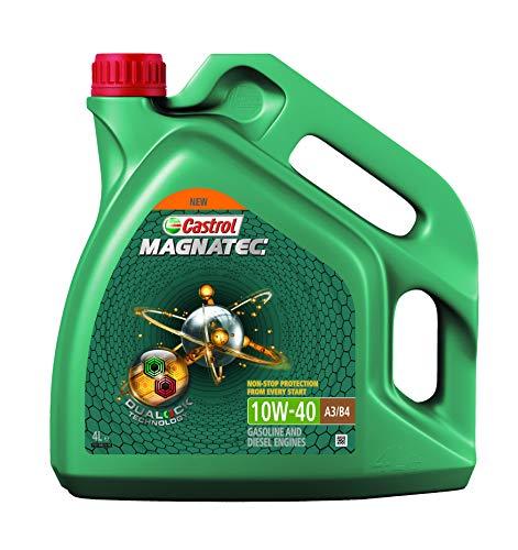 Castrol MAGNATEC Aceite de Motores 10W-40 A3/B4 4L (Sello inglés)
