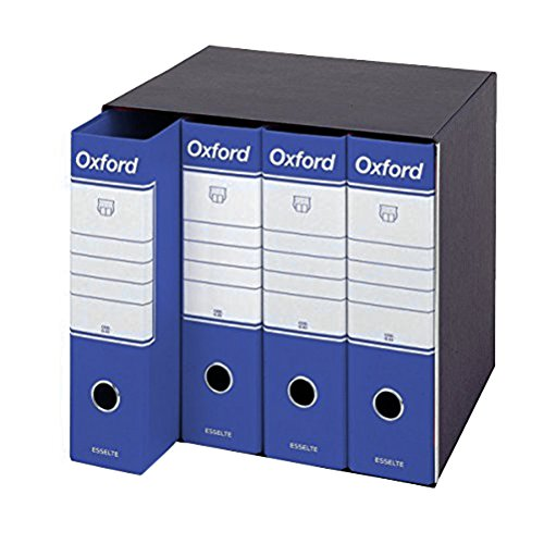 ESSELTE G89 OXFORD gruppo registratori 4 / G85 - Blu - 390789050