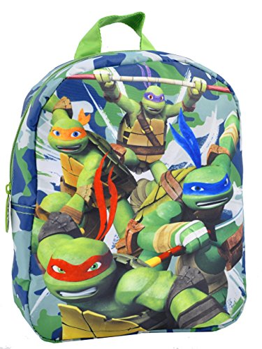 Coriex Turtles Kinder-Rucksack, Mehrfarbig