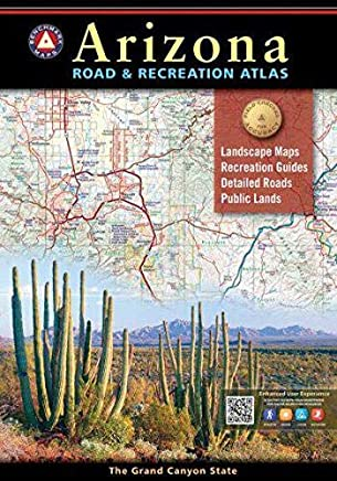 Benchmark Arizona Road & Recreation Atlas