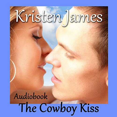 The Cowboy Kiss audiobook cover art