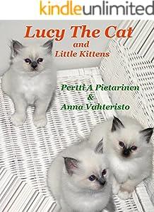 Lucy The Cat 4巻 表紙画像
